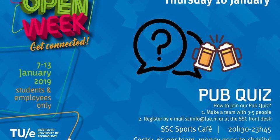 SSC Pub Quizz