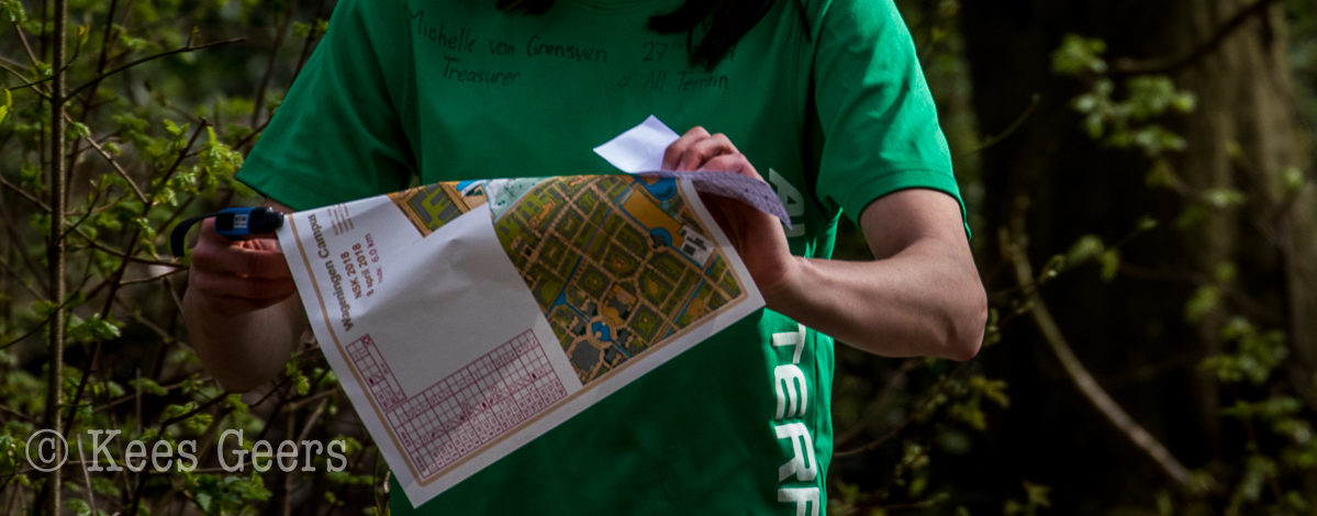 Orienteering workshop