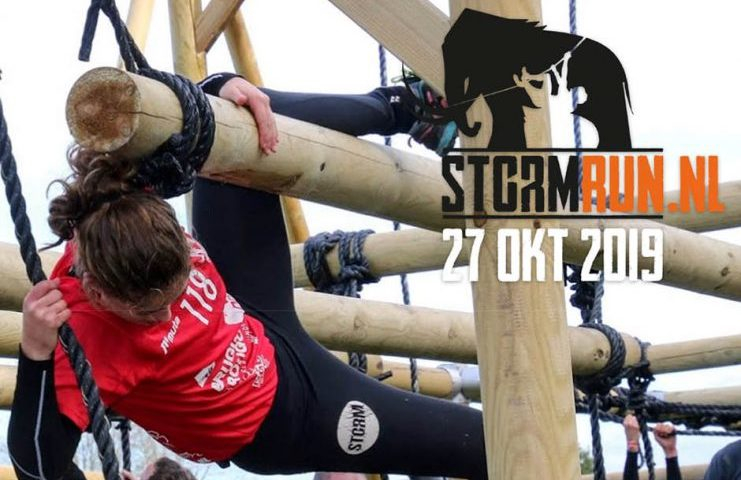 StormRun Survival run Deest