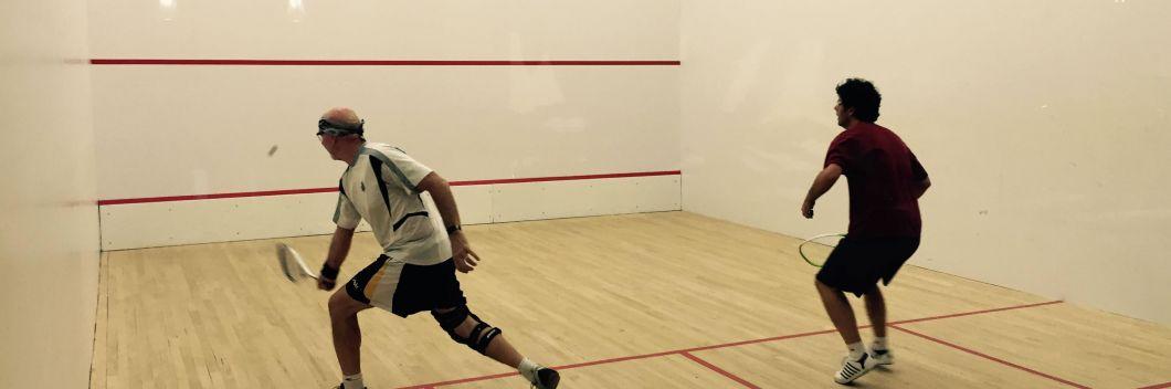 Squash with Quatsh Exchange