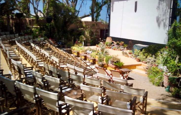 Movie Outdoor Cinema