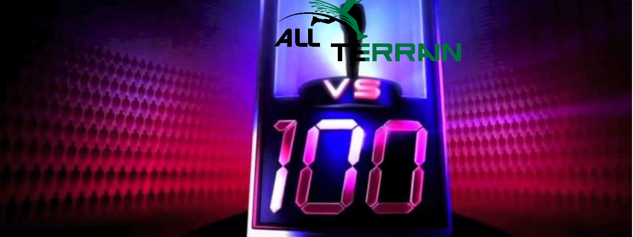 The AT 1vs100 GameShow