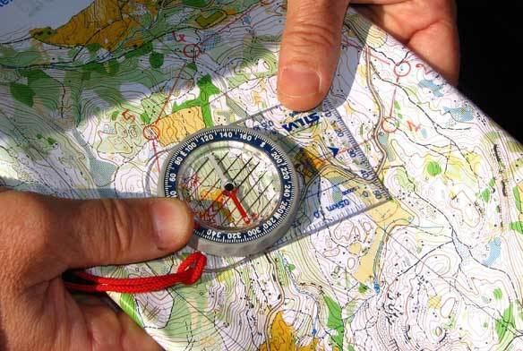 City Orienteering 7th November