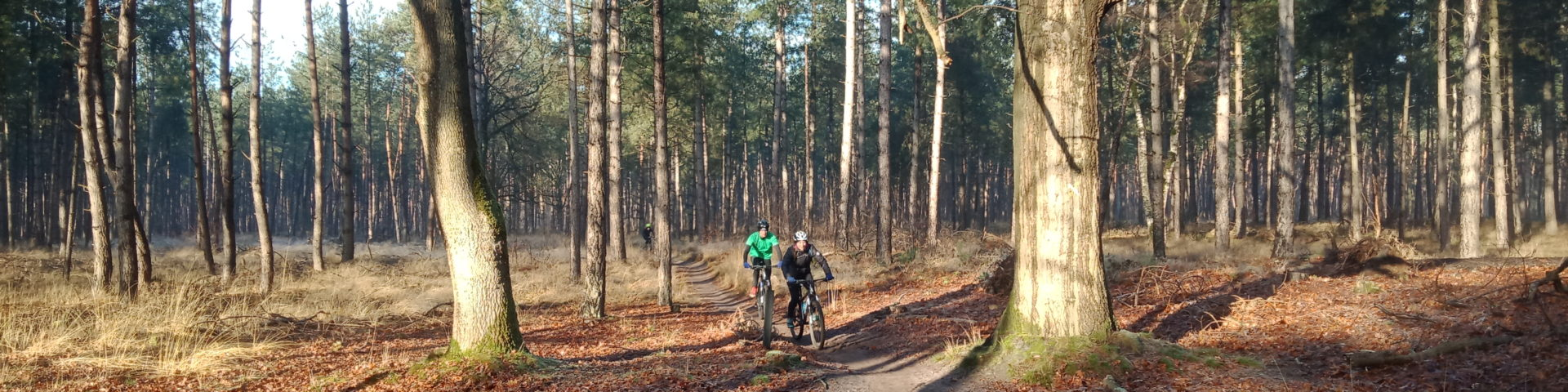 Mountainbiking 6th February